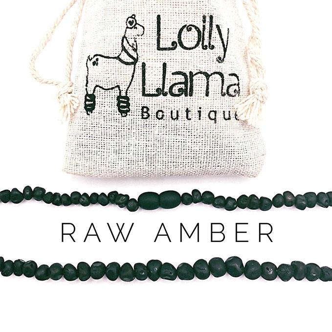 Amber Teething Necklace